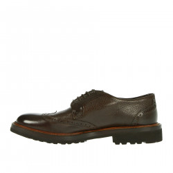 DARK BROWN LACE UP SHOE