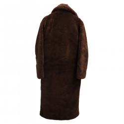 MARLON BROWN COAT