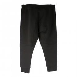 BLACK FELT PANTS