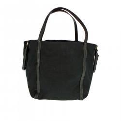 CANVAS BLACK BAG