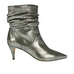 MARYLIN SILVER BOOT