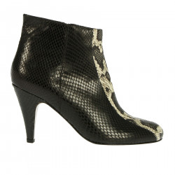SILVIA REPTILE ANKLE BOOT