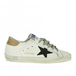 SUPERSTAR WHITE AND BLACK SNEAKER