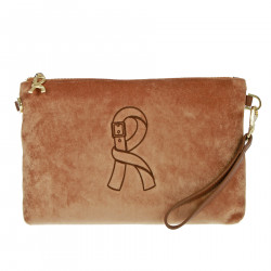 LARGE BEIGE LIGHT POCHETTE