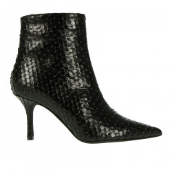 VIPER BLACK ANKLE BOOT