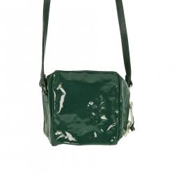DARK GREEN SHOULDER BAG