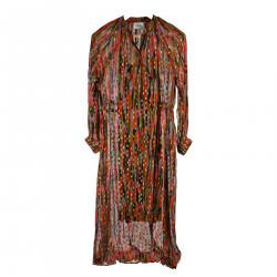 MULTICOLOR FANTASY DRESS
