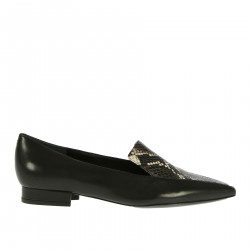 CALIDA BLACK LOAFER