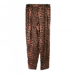 PINK ANIMALIER TROUSERS