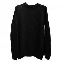 ELSA BLACK SWEATER