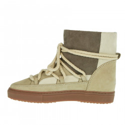 MOON BOOT MARRONE CHIARO