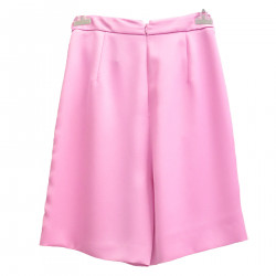 PINK SHORTS WITH POCKETS
