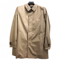 BROWN TRENCH