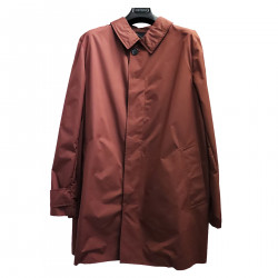 DARK BROWN TRENCH
