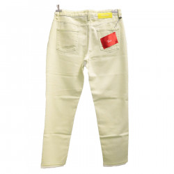 LIGHT YELLOW TROUSERS