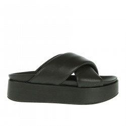 GRACE BLACK SANDAL