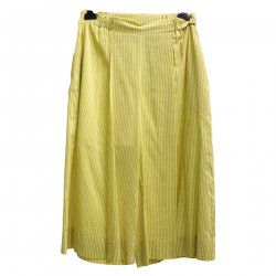 STRIPED YELLOW TROUSERS