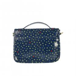 BLUE BAG WITH FANTASY