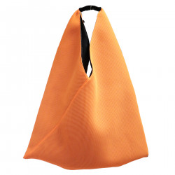 ORANGE FLUO LARGE BAG