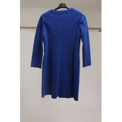BLUE COAT IN COTTON