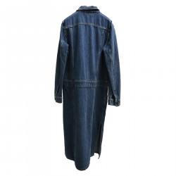 BLUE COAT IN JEANS