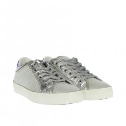 SILVER SEQUINS SNEAKER