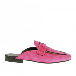 PINK CLASSIC FLASHY LOAFER