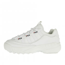 D FORMATION WHITE SNEAKER