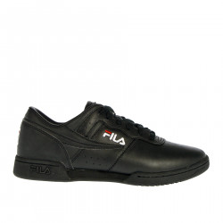 ORIGINAL FITNESS BLACK SNEAKER