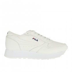 ORBIT WEDGE WHITE SNEAKER