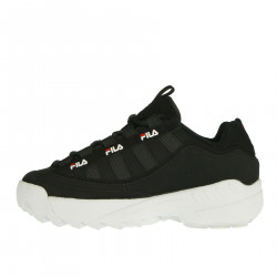 D FORMATION BLACK SNEAKER