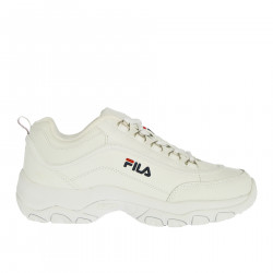 STRADA LOW WHITE SNEAKER