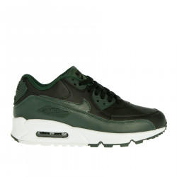AIR MAX 90 BLACK AND GREEN SNEAKER