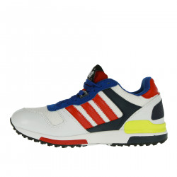 ZX 700 WHITE AND RED SNEAKER
