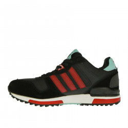 ZX 700 BLACK AND BORDEAUX SNEAKER