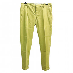 YELLOW GREEN PANTS