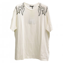 STRIKEBACK WHITE T SHIRT