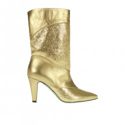 DIAMOND GOLD BOOT