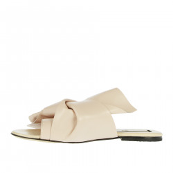 NUDE PINK SLIPPER