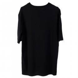 PRINTED BLACK T SHIRT