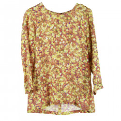MUTICOLOR BLOUSE WITH FANTASY