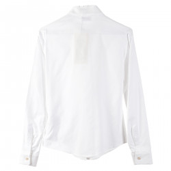 WHITE SHIRT WITH APPLICATIONS