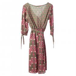 DERNA MULTICOLOR DRESS