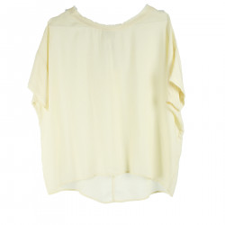 ALONSO BEIGE BLOUSE