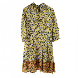 MULTICOLOR CAMILLE DRESS