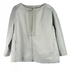 GREY SHORT JACKET
