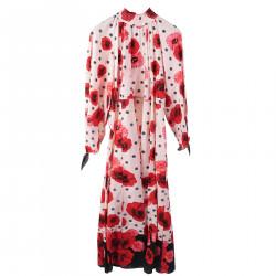 DIVINA FLORAL DRESS