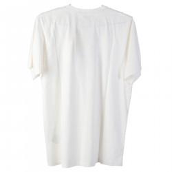 PRINTED WHITE T SHIRT