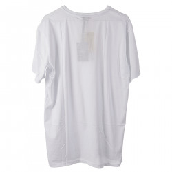 T SHIRT BIANCA IN COTONE
