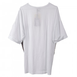 WHITE T SHIRT WITH POCKET